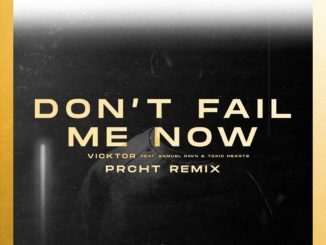 vicktor don't fail me now prcht remix